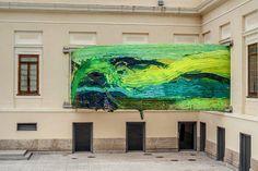 Exposição Paintant Stories, de Fabian Marcaccio