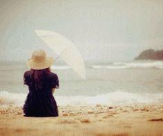 umbrellas on beaches