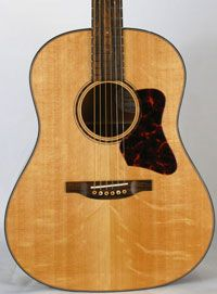Bourgeois Acoustic Guitars