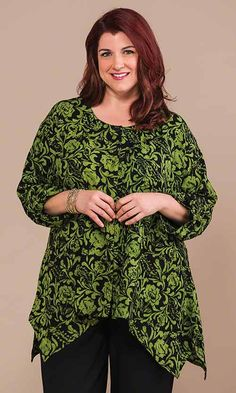 Clarion Blouse / MiB Plus Size Fashion for Women / Fall Fashion http://www.makingitbig.com/product/4964