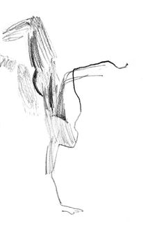 Dancer | drawing