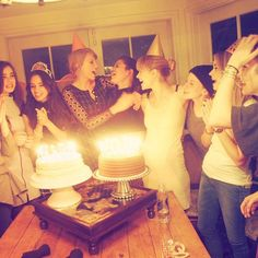 Pin for Later: We Can Only Imagine How Taylor Swift and Her Fashion Squad Will Celebrate Friendship Day Camila Cabello