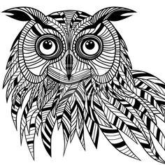 gufo-testa-di-uccello-come-simbolo-di-halloween-per-mascotte-fotomurale-quadro-poster-adesivo.jpg (400×400)