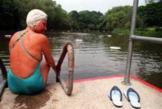 Hampstead Heath - Kenwood Ladies Pond.