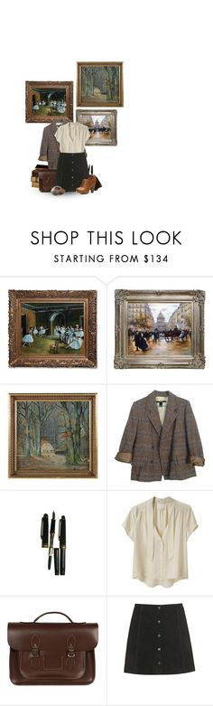 """Untitled #795"" by siriuslyoddsome ❤ liked on Polyvore featuring overstockArt, Marc by Marc Jacobs, Montblanc, Band of Outsiders, Bohemia, Topshop and Mix No. 6"