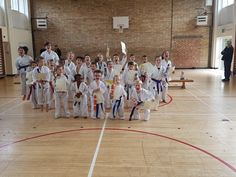 Huntingdon karate ki