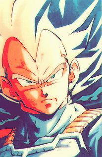vegeta My alltime favorite cartoon character ever.