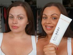 Dry skin before and after ; peau sèche avant et ap Dry Skin On Face, Face And Body, Dry Skin Remedies, Best Face Products, Skin Products, Tan Body, Brunch, Tan Skin, Buy Makeup