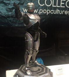 #Robocop from Pop Culture Shock.  #NYCC #NYCC15 #NewYorkComicCon #NewYorkComicCon2015