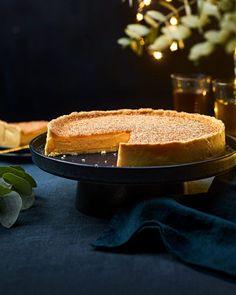 Custard Recipes, Tart Recipes, Fruit Recipes, Desert Recipes, Sweet Recipes, Baking Recipes, Make Ahead Desserts, Delicious Desserts, Yummy Food