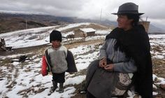 People in Puno