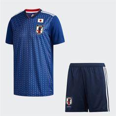 2018 World Cup Kit Japan Home Replica Blue Suit 2018 World Cup Kit Japan  Home Replica Blue Suit  5c5b7dba0