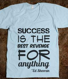 Ed Sheeran- Success