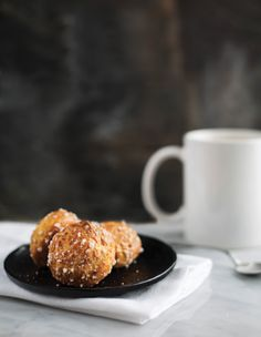 Sweet Dreams: La Gourmandine Bakery's Chouquettes | Edible Feast via Edible Allegheny #localsweets