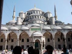 Istanbul, Turkey -bySilentNoise