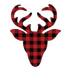 ... on Pinterest | Plaid Christmas, Buffalo Check and Christmas Printables