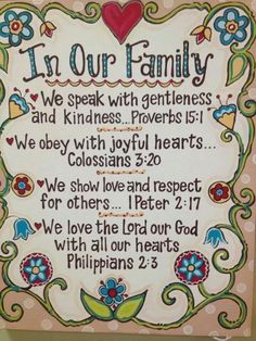 As for me and my family...we will serve the Lord