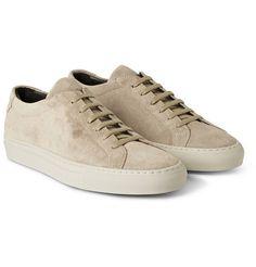 Common ProjectsOriginal Achilles Suede Sneakers