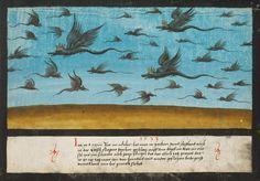 Lapocalypse et des miracles dans un livre de la Renaissance miracle livre moyen age fin monde 13 1080x751