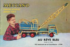 Catalogue Meccano 1956