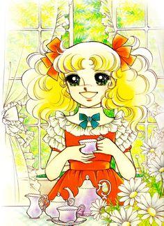 ) es un manga creado por la escritora Kyōko Mizuki , uno de los seudónimos de Keiko N. Candy Images, Candy Pictures, Moe Manga, Anime Manga, Candy Y Terry, History Of Manga, Candy Anthony, Candy Lady, Dulce Candy