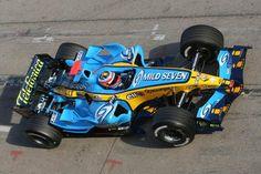 2006 Renault R26 (Fernando Alonso)