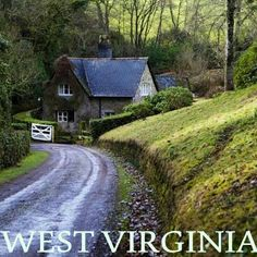 West Virginia. my favorite place on earth.