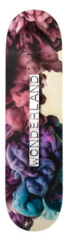 wonderland Park Skateboard 8 x 31.5
