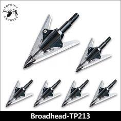 Broadheads TP213- Archery Supplies, Archery Equipment