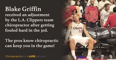 We're not the only ones who believe in #chiropractic adjustments!