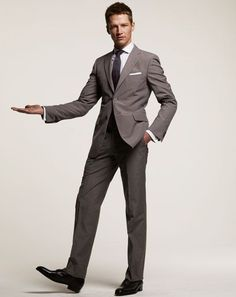 474258d26e2 Job-Appropriate Suits A Well Dressed Man  Suits - Jonathan Alonso Webpage    www. Mens Business ...