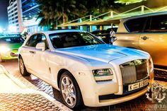 Rolce Royce Phantom // Cavalli Club Dubai ** Party Photo