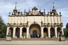 Church in Addis Ababa Ethiopia
