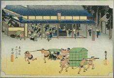 52: Kusatsu-Syuku