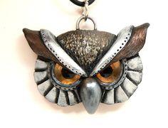 Steampunk Owl  ~DesertRubble