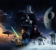 The Official Star Wars Art of Singaporean Darren Tan (Wraithdt) | Geek Culture