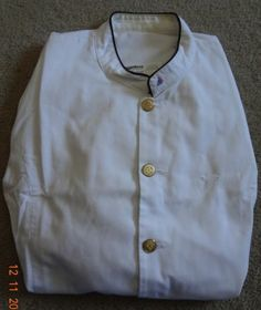 Angelica Chef Jacket Pre-Owned White 3XL Made In USA 65%Polyester/35%Cotton Wow