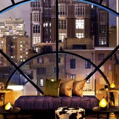 Use our guide to learn more about these hotel newcomers and impress your friends by being the go-to for all the coolest places to stay in New York, Chicago, and Los Angeles.