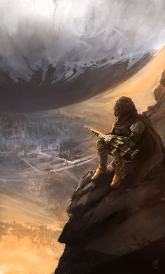DESTINY by ZachDB on DeviantArt