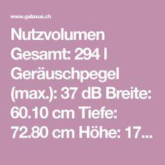 Nutzvolumen Gesamt: 294 l Geräuschpegel (max.): 37 dB Breite: 60.10 cm Tiefe: 72.80 cm Höhe: 172 cm Retro Refrigerator