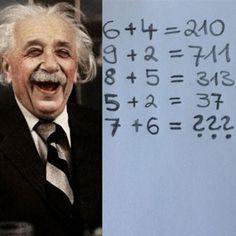 Wer dieses Zahlenrätsel lösen kann, hat einen IQ über 150! ... Wer glaubt..denn ist es leichter als 1×1 XD