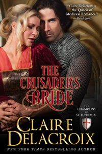The Crusader's Bride by Claire Delacroix Series: Champions of Saint Euphemia Published by: Audible on December 2015 Narrator: Tim Gerard Reynolds Length: 12 hours and 15 minutes Genres: Historical Romance Historical Romance Books, Romance Novels, Bride Book, New Wife, Fantasy Romance, Free Kindle Books, Book 1, Bestselling Author, Audio Books