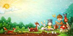 Jade Fang - professional children's illustrator, view portfolio