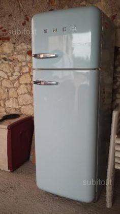 frigo smeg usato color crema elettrodomestici in vendita a vicenza casamia pinterest. Black Bedroom Furniture Sets. Home Design Ideas