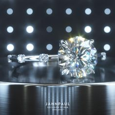 Ideal Cut Diamond, Diamond Cuts, Diamond Solitaire Rings, Diamond Engagement Rings, Wedding Jewelry, Wedding Rings, Ring Video, Heart With Arrow, Proposal Ring
