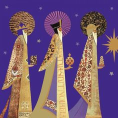...Three Wise Men Christmas Greeting Card                                                                                                                                                                                 More