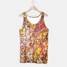 "Toni F.H Brand ""Alchemy Colors#N14"" #tank #top #tanktop #fashionforwomen #shoppingonline #shopping #fashion #clothes #tiendaonline #tienda #vestidos #compras #moda #comprar #modamujer #ropa"