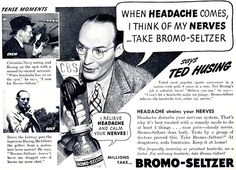 Bromo-Seltzer -1939.