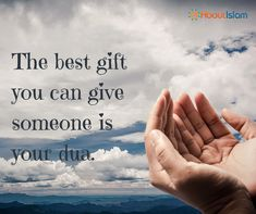This is the best gift to give to someone.