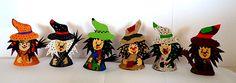 Basteln5 / mixtra halloween små-hexen-3 Puffy Paint, Fall Crafts, Crafts For Kids, Holiday Festival, Trick Or Treat, Bowser, Kindergarten, Birthdays, Animation